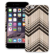 Black Tribal Chevron iPhone 6 Plus ColorStrong Slim-Pro Case