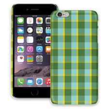 Verdant Plaid iPhone 6 Plus ColorStrong Slim-Pro Case