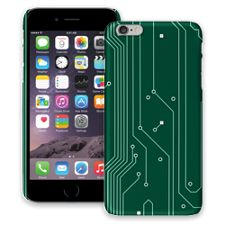 Circuit Board Highway iPhone 6 Plus ColorStrong Slim-Pro Case