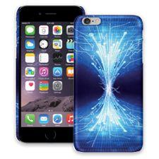 Fiber Optics iPhone 6 Plus ColorStrong Slim-Pro Case