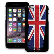 Brushstroke Union Jack iPhone 6 Plus ColorStrong Slim-Pro Case