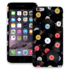 Vintage Vinyl iPhone 6 Plus ColorStrong Slim-Pro Case