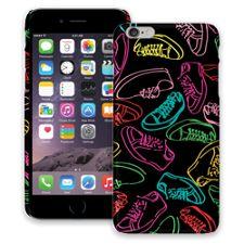 Neon Laces iPhone 6 Plus ColorStrong Slim-Pro Case