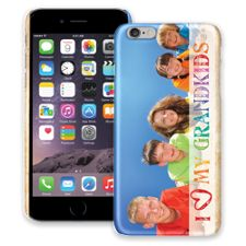 Grandkids and Crayons iPhone 6 Plus ColorStrong Slim-Pro Case
