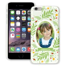 Leaves & Berries iPhone 6 Plus ColorStrong Slim-Pro Case