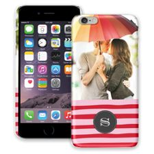 Raspberry Waves iPhone 6 Plus ColorStrong Slim-Pro Case