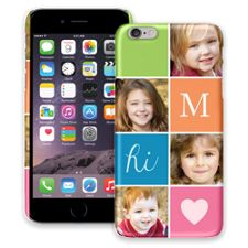 ColorBlocks iPhone 6 Plus ColorStrong Slim-Pro Case