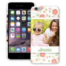 Sweet Floral iPhone 6 Plus ColorStrong Slim-Pro Case
