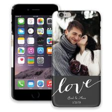 Bold Love iPhone 6 Plus ColorStrong Slim-Pro Case