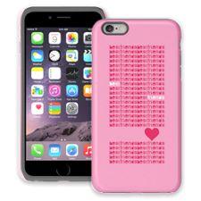 Best Friends & Hearts iPhone 6 Plus ColorStrong Cush-Pro Case