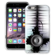 Audiophile iPhone 6 Plus ColorStrong Cush-Pro Case