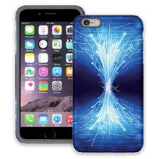 Fiber Optics iPhone 6 Plus ColorStrong Cush-Pro Case