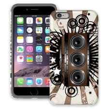 Subwoofer iPhone 6 Plus ColorStrong Cush-Pro Case