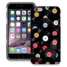 Vintage Vinyl iPhone 6 Plus ColorStrong Cush-Pro Case