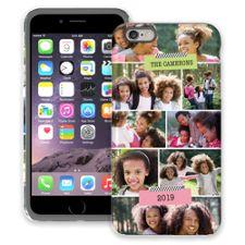 Scrapbook Tape iPhone 6 Plus ColorStrong Cush-Pro Case