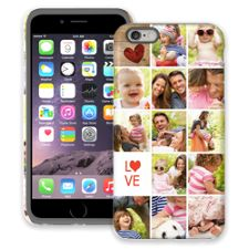 Lotta Love iPhone 6 Plus ColorStrong Cush-Pro Case