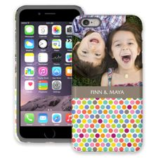 Seeing Spots iPhone 6 Plus ColorStrong Cush-Pro Case