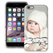 Lovely Chocolate Swirls iPhone 6 Plus ColorStrong Cush-Pro Case