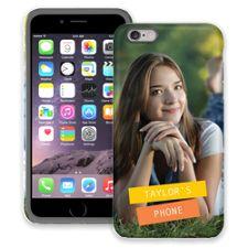 Retro Label iPhone 6 Plus ColorStrong Cush-Pro Case