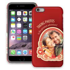 Adventure Portrait iPhone 6 Plus ColorStrong Cush-Pro Case