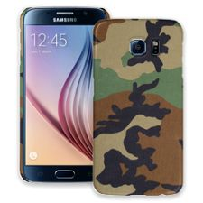 Highlands Camouflage Samsung Galaxy S6 ColorStrong Slim-Pro Case