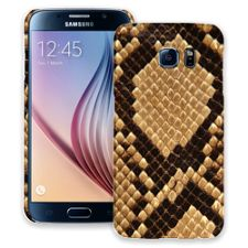 Rattlesnake Samsung Galaxy S6 ColorStrong Slim-Pro Case