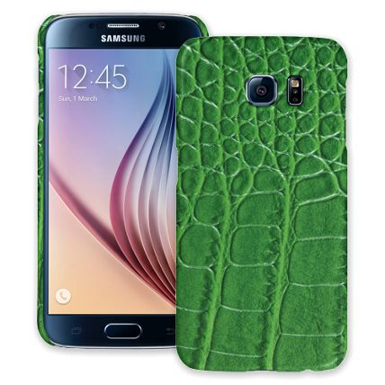 Green Gator Samsung Galaxy S6 ColorStrong Slim-Pro Case