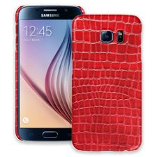 Red Gator Samsung Galaxy S6 ColorStrong Slim-Pro Case