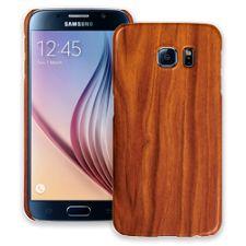 Mahogany Samsung Galaxy S6 ColorStrong Slim-Pro Case