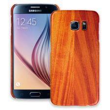 African Mahogany Samsung Galaxy S6 ColorStrong Slim-Pro Case