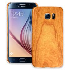 Flat Cut Cherry Samsung Galaxy S6 ColorStrong Slim-Pro Case