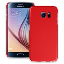 Red Samsung Galaxy S6 ColorStrong Slim-Pro Case