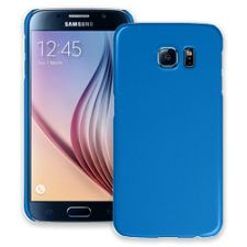 Blue Samsung Galaxy S6 ColorStrong Slim-Pro Case