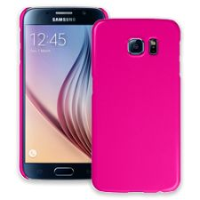 Hot Pink Samsung Galaxy S6 ColorStrong Slim-Pro Case