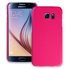 Raspberry Samsung Galaxy S6 ColorStrong Slim-Pro Case