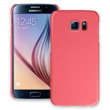 Coral Samsung Galaxy S6 ColorStrong Slim-Pro Case