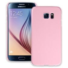 Baby Pink Samsung Galaxy S6 ColorStrong Slim-Pro Case
