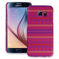 Purple Tribal Samsung Galaxy S6 ColorStrong Slim-Pro Case