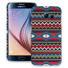 Folk Tribal Samsung Galaxy S6 ColorStrong Slim-Pro Case