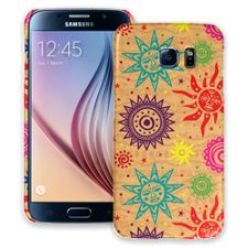Sun Tan Samsung Galaxy S6 ColorStrong Slim-Pro Case