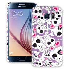 Skull Princess Samsung Galaxy S6 ColorStrong Slim-Pro Case