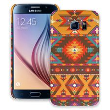 Aztec Tribal Samsung Galaxy S6 ColorStrong Slim-Pro Case