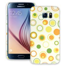 Retro Citrus Samsung Galaxy S6 ColorStrong Slim-Pro Case