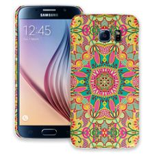 Brilliant Tribal Samsung Galaxy S6 ColorStrong Slim-Pro Case