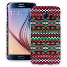 Exotic Tribal Samsung Galaxy S6 ColorStrong Slim-Pro Case