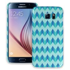 Amplified Chevron Samsung Galaxy S6 ColorStrong Slim-Pro Case