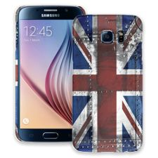 Riveting Jack Samsung Galaxy S6 ColorStrong Slim-Pro Case