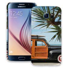 Surf Wagon Samsung Galaxy S6 ColorStrong Slim-Pro Case