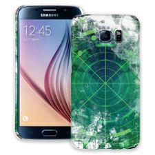 On The Radar Samsung Galaxy S6 ColorStrong Slim-Pro Case
