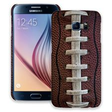 Football Laces Samsung Galaxy S6 ColorStrong Slim-Pro Case